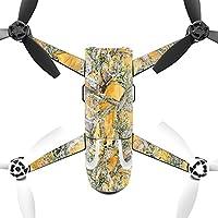 MightySkins Protective Vinyl Skin Decal for Parrot Bebop 2 Quadcopter Drone wrap cover sticker skins TrueTimber Mc2 Blaze