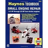 Small Engine Repair: 5.5 HP Thru 20 HP Four Stroke Engines (Haynes TECHBOOK)