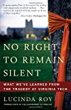 No Right to Remain Silent, Lucinda Roy, 0307587703