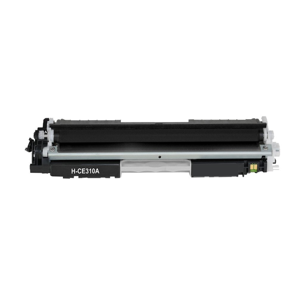 DOREE Negro Compatible HP CE310A 126A cartuchos de tóner HP Color ...