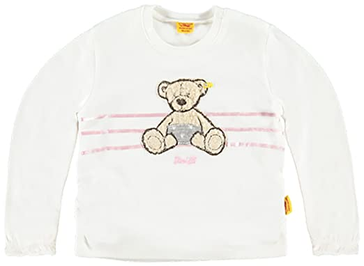 Steiff Camiseta para Ni/ñas