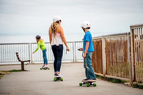 ACTON BLINK Lite V2 | Summer Sale | World's Lightest Electric Skateboard for Youth | With LED Lights | Up To 5 Mile Range | 10 MPH Top Speed | Bluetooth Remote Control Included