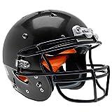 Schutt Sports Youth FB Recruit Hybrid Helmet, Black, Small