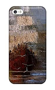 New Arrival Premium 5/5s Case Cover For Iphone (painting Artistic Abstract Artistic)