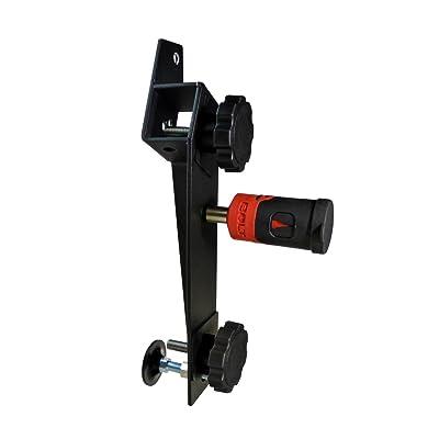 BOLT 7028648 Hi-Lift Jack Mount for Jeep Wrangler (Black Mount for Driver Side, J-Mount): Automotive