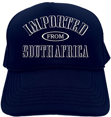 Signature Depot Funny Trucker Hat (Imported From South Africa) Unisex Adult Foam - Men Africa For Just South