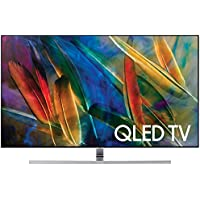 Samsung Electronics QN75Q7F 75-Inch 4K Ultra HD Smart QLED TV (2017 Model)