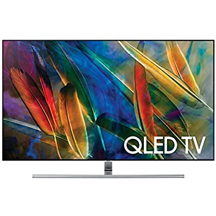 6747ecf4453 Amazon.com  Samsung Electronics QN75Q7F 75-Inch 4K Ultra HD Smart QLED TV  (2017 Model)  Electronics