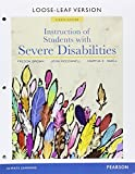 img - for Instruction of Students with Severe Disabilities, Pearson eText - Access Card book / textbook / text book