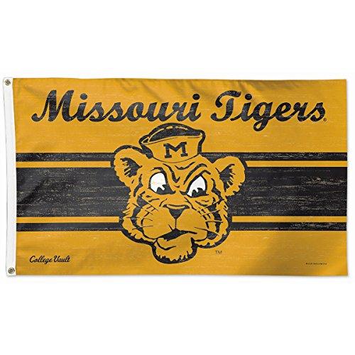 WinCraft University of Missouri Throwback Vintage 3x5 College Flag