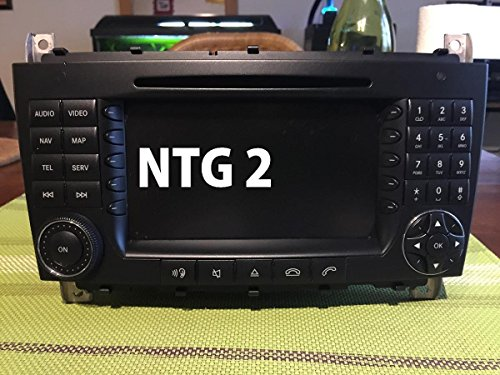 Mercedes NTG2 2018 Navigation DVD Europe APS COMAND Road Map