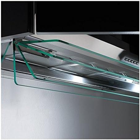 Campana extractora FALMEC Virgola Plus ancho 90 de color Acero Inoxidable: Amazon.es: Hogar