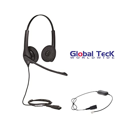 Amazon com : Avaya Compatible Jabra Headset 1525 Direct
