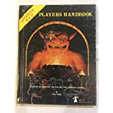 Official Advanced Dungeons & Dragons Players Handbook, Gary Gygax