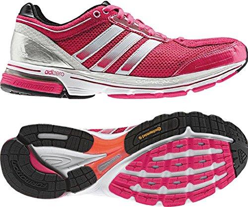 Adidas Boston 3 Rose / Blanc Coureur Coureur Fitness Chaussures Femmes G62758 (9)