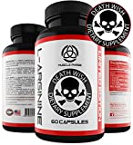Cheap * L-ARGININE by Death Wish Supplements * Nitric Oxide -for- Muscle Growth,Male Enchantment Pills,Nitric Oxide Booster,TOP Rated, Nitric Oxide Boosters,L-Arginine L-Citrulline Complex,L Arginine Plus