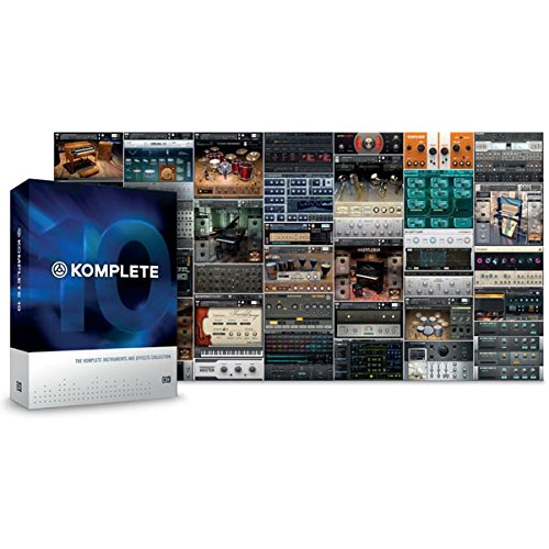 Native Instruments Komplete 10 Ultimate Update from Komplete 8 or 9 Ultimate