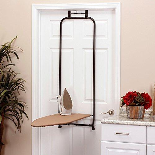 Over-the-Door Ironing Board, Bronze
