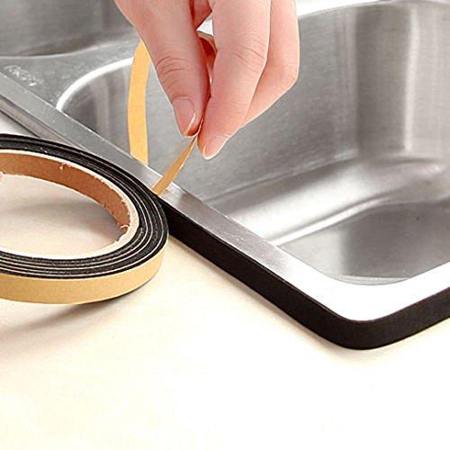 Cinta adhesiva anti moho, 2M impermeable, antideslizante, cinta de seguridad para interiores y exteriores, esquina de la...