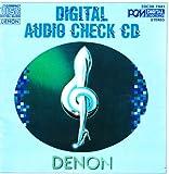 Denon Digital Audio Check CD