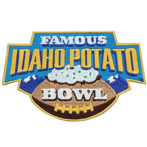 Famous Idaho Potato Bowl Patch
