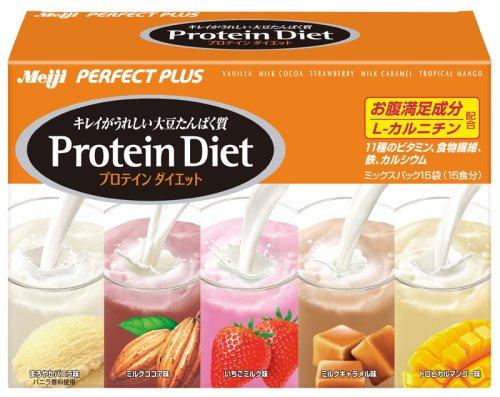パーフェクトプラスプロテインダイエット15P