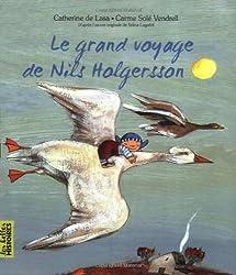 Le grand voyage de Nils Holgersson