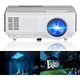 EUG Pico PR500DB 1080p 1500 Lumens Mini Video Portable Projector with HDMI