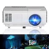 EUG Pico PR500DB 1080p 1500 Lumens Mini Video Portable Projector with HDMI