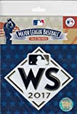 Official Licensed 2017 MLB World Series Patch Los Angeles Dodgers vs Houston Astros