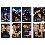 Castle Season 1-8 Bundle Complete Series