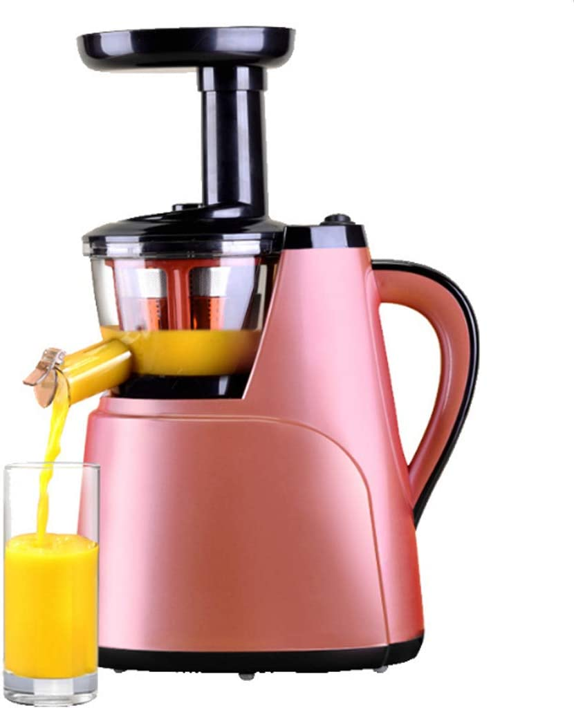 QQAA Juicer Mixer,Small Caliber Juice Machine, Pomace Separation Juicer, Home Automatic Multi-Function Cooking Machine, SOYA-Bean Milk Machine