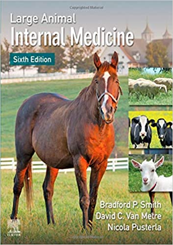 Large Animal Internal Medicine - E-Book, 6th Revised Edition - Original PDF