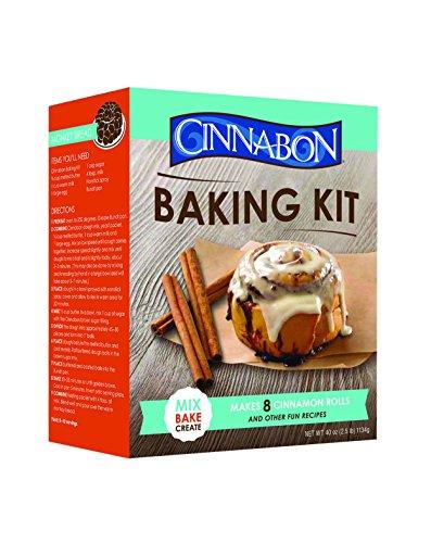 Cinnabon Baking Kit