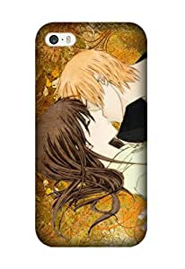 Fruits Basket Anime Hard Plastic Soft Rubber Edge Case For Iphone 5/5S