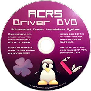 Universal XP Windows Drivers Restore Recovery CD / DVD Disk Disc