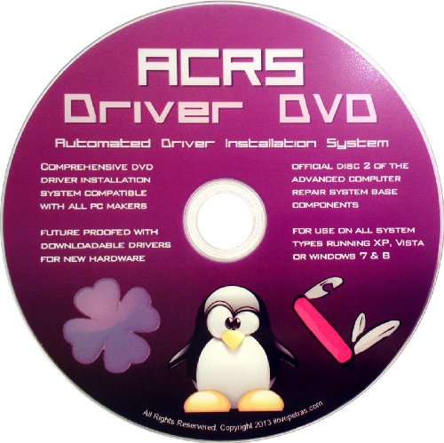 Universal Driver DVD all Makers product image
