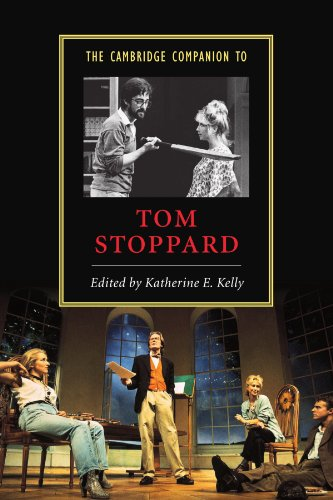 The Cambridge Companion to Tom Stoppard (Cambridge Companions to Literature)