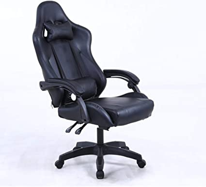 Didian Gaming Chairs Racing Style Reclining Incline Ergonomic Design Work Chair Gaming Chair With High Backrest With Armrests Amazon De Kuche Haushalt
