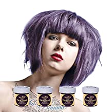 4 x La Riche Directions Semi-Permanent Hair Colour Dye Box Of Four-Lilac