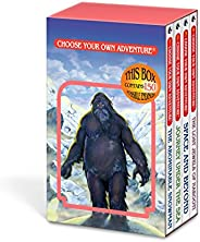 The Abominable Snowman/Journey Under the Sea/Space and Beyond/The Lost Jewels of Nabooti (Choose Your Own Adve