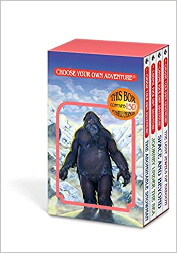 Amazon com: The Abominable Snowman/Journey Under the Sea