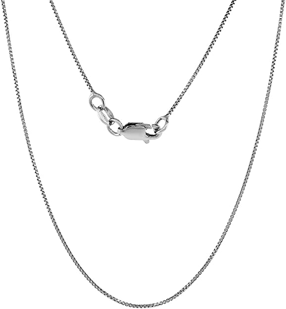Small Silverware Necklace