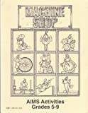 img - for Machine Shop: Simple Machines by Sheldon Wrickson (1993-06-01) book / textbook / text book