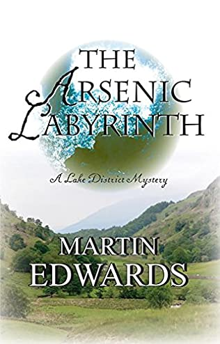 book cover of The Arsenic Labyrinth