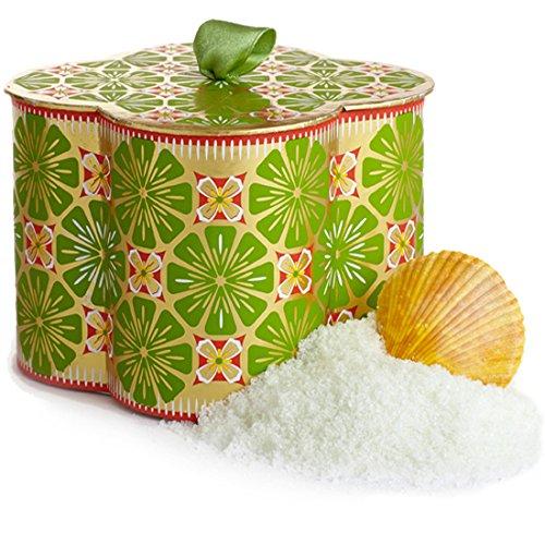 Agraria San Francisco Bath Salts, Lime & Orange Blossoms (Blossom Bath Oil Jasmine Orange)
