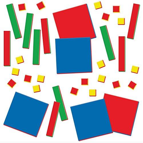 - EAI Education Algebra Tiles: Student Set - 35 Pieces