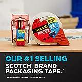 """Scotch Heavy Duty Packaging Tape, 1.88"""" x 22.2"""
