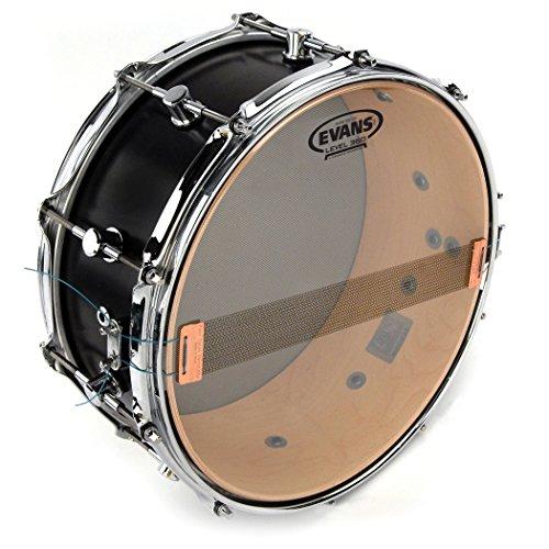 (Evans Clear 500 Snare Side Drum Head, 14 Inch (Renewed))