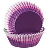 Wilton ColorCup Standard Baking Cups, 36-Pack, Purple Ombre